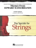 Thème d'Edward aux mains d'argent - Pop Specials for Strings laflutedepan.com