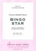 Bingo star Thierry Deleruyelle Partition Vibraphone - laflutedepan.com