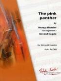 La Panthère Rose Henry Mancini Partition ENSEMBLES - laflutedepan.com
