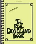 The Real Dixieland Book - C Instruments Partition laflutedepan.com