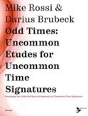 Odd Times: Uncommon Etudes for Uncommon Time Signatures laflutedepan.com