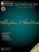 Jazz Play-Along Volume 183 - Sondheim laflutedepan.com