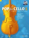 Pop For Cello - Volume 1 - Partition - laflutedepan.com