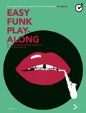 Easy Funk Play-Along Ed Harlow Partition Saxophone - laflutedepan.com