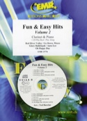 Fun & Easy Hits - Volume 2 Partition Clarinette - laflutedepan.com