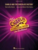 Charlie et la Chocolaterie Comédie Musicale - Piano / Vocal Sélections laflutedepan.com