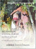 Abendsegen (Evening Prayer) de Hänsel und Gretel laflutedepan.com