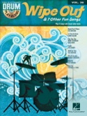 Drum Play-Along Volume 36 - Wipe Out & 7 Other Fun Songs laflutedepan.com