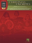Sing With the Choir Volume 10 - Christmas Favorites laflutedepan.com