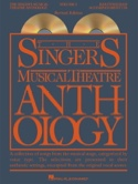 The Singer's Musical Theatre Anthology pour Baritone / Bass - Volume 1 CD laflutedepan.com