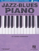 Jazz-Blues Piano - Mark Harrison - Partition - Jazz - laflutedepan.com