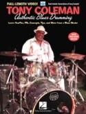 Authentic Blues Drumming Tony Coleman Partition laflutedepan.com
