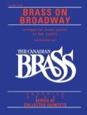 Canadian Brass - Brass On Broadway Partition laflutedepan.com
