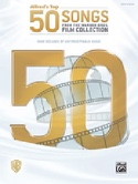 Alfred's Top 50 Songs from the Warner Bros. Film Collection - Version Simplifiée laflutedepan.com