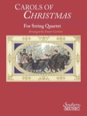 Carols Of Christmas For String Quartet - laflutedepan.com