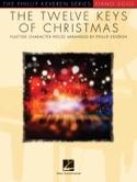 The Twelve Keys of Christmas Partition laflutedepan.com
