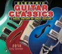 Electric Guitar Classics 2016 Daily Boxed Calendar laflutedepan.com