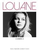 Chambre 12 - Louane - Partition - laflutedepan.com
