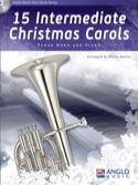 15 Intermediate Christmas Carols Noël Partition Cor - laflutedepan.com