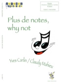 Plus de notes, why not Yves Carlin & Claudy Mahieu laflutedepan.com