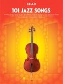 101 Jazz Songs for Cello Partition Violoncelle - laflutedepan.com