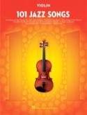 101 Jazz Songs for Violin Partition Violon - laflutedepan.com