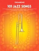 101 Jazz Songs for Trombone Partition Trombone - laflutedepan.com