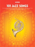 101 Jazz Songs for Horn Partition Cor - laflutedepan.com