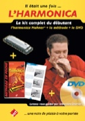Le kit débutant harmonica & Harmonica - laflutedepan.com