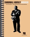 Cannonball Adderley - Omnibook For B-flat Instruments laflutedepan.com