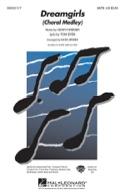 Dreamgirls Choral Medley Henry Krieger Partition laflutedepan.com