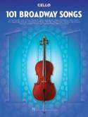 101 Broadway Songs for Cello - Partition - laflutedepan.com
