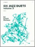Six Jazz Duets - Volume 3 Lennie Niehaus Partition laflutedepan.com