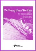 15 Crazy Jazz Studies Chris Gumbley Partition laflutedepan.com