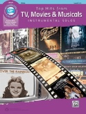 Top Hits from TV, Movies & Musicals Instrumental Solos for Strings-MP3 - laflutedepan.com
