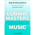 Solo Dialogue Stanley Leonard Partition Timbales - laflutedepan.com