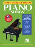 Teach Yourself To Play Piano Songs - A Thousand Years And 9 More Popular Songs laflutedepan.com