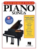 Teach Yourself To Play Piano Songs - Piano Man And 9 More Rock Favorites laflutedepan.com