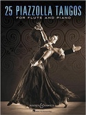 25 Piazzolla Tangos for Flute and Piano laflutedepan.com