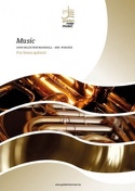 Music (was my first love) - Brass Quintet John Miles laflutedepan.com