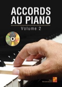 Accords au piano - Volume 2-MP3 - laflutedepan.com