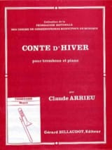 Claude Arrieu - Winter's Tale - Sheet Music - di-arezzo.com