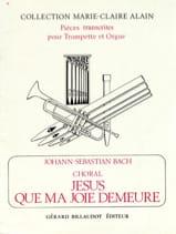 Jésus Que Ma Joie Demeure - Johann Sebastian Bach - laflutedepan.com