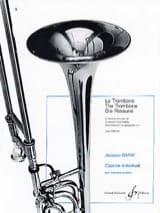 Caprice Médiéval Jacques Barat Partition Trombone - laflutedepan.com