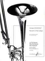 Recitatif et petit allegro Georges Bessonnet Partition laflutedepan