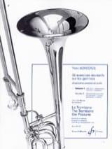Yves Borderes - 50 Exercices Récréatifs Sur les Gammes Volume 1 - Partition - di-arezzo.fr