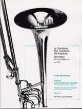 Yves Borderes - Prelude for Beginner Trombonist Volume 2 - Sheet Music - di-arezzo.com
