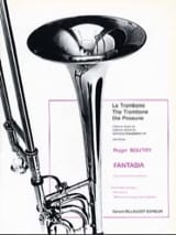 Roger Boutry - Fantasia - Sheet Music - di-arezzo.co.uk