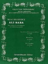 Ali Baba Giudice Michel Del Partition Tuba - laflutedepan.com