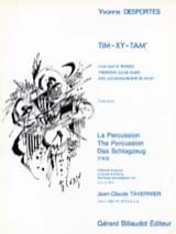 Yvonne Desportes - Tim-Tam-XY - Sheet Music - di-arezzo.com